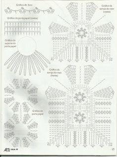 9 MODELOS DE JUEGOS DE BAÑOS HERMOSOS PARA TEJER A CROCHET | Patrones Crochet, Manualidades y Reciclado
