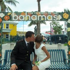 Experience The Ultimate Bahamas Beach Wedding With Glenns Cruise Package