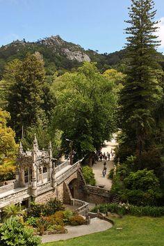 Quinta da Regaleira,Sintra , Portugal