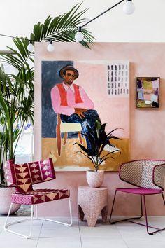 www.bauwerkcolour.com Natural Limewash Paint | Colour Saint Germain Bauwerk Colour for Fenton and Fenton