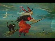 La Befana, The Italian Christmas witch story in Italian ~