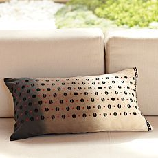 Potter's Workshop Ombre Dot Pillow Cover #EasyNip