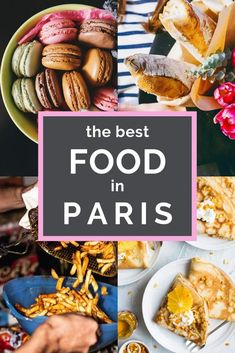 [orginial_title] – Wanderlust Crew The Best Food in Paris 25 Foods You HAVE to Try in Paris. Discover what to eat in Paris! Paris Travel Tips, Europe Travel Tips, Europe Destinations, Travel Hacks, Asia Travel, Japan Travel, Budget Travel, Travel Route, Travelling Tips