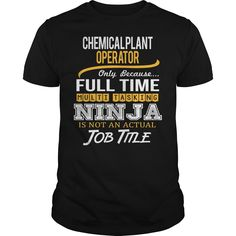 Awesome Tee For Chemical Plant Operator T-Shirts, Hoodies. BUY IT NOW ==► https://www.sunfrog.com/LifeStyle/Awesome-Tee-For-Chemical-Plant-Operator-Black-Guys.html?id=41382