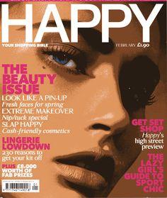 Happy cover (UK) with scoop on Kate Wilding's former vintage design shop