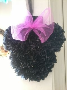 Tissue Minnie Mouse  By: Jennifer Roche