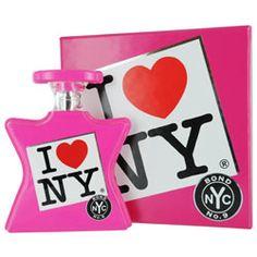 Bond No. 9 I Love Ny Perfume by Bond No. 9 #thinkpink #fragrancenet