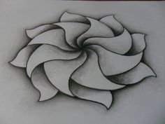 Dibujo, creatividad, formas y efectos. DIBUJO DE MANDALA: lápiz, difumin... Cute Drawings, Pencil Drawings, Simple Mandala, Design Tattoo, Water Party, Unique Tattoos, Zentangle, Artsy, Google
