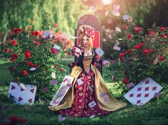 "Queen of hearts - Shot at the workshop by our photoschool in Kiev You can follow me for more works: <a href=""https://www.facebook.com/tatyana.nevmerzhytska"">My Facebook page</a> <a href=""http://vk.com/foto81"">VKontakte page</a>"