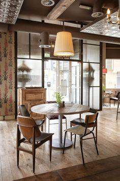 我們看到了。我們是生活@家。: 到裝潢漂亮的特色餐廳找家的靈感!