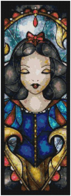 Cross Stitch Pattern DISNEY Characters 2 5 by SUNSHINEYDAY0630