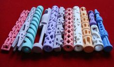 colourful designs