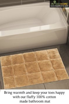 Introducing The New Range Of Stylish Bathroom Rugs And Mats #MaddHome  #HomeDecor #BathMats Shop From:  Https://www.maddhome.com/bath Rugs Mats.hu2026