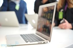 New Macbook Airs / hot damn