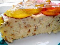 Tort `rasarit de Soare` (fara Foc) Camembert Cheese, Cheesecake, Cakes, Desserts, Recipes, Food, Chef Recipes, Kochen, Tailgate Desserts