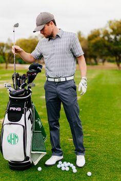 Men's Golf - Dallas Wardrobe