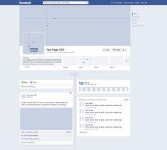Facebook guide Facebook Search, Facebook Users, Facebook Timeline, Facebook Banner, Wireframe, Seo Marketing, Social Media Marketing, Photoshop, Layout