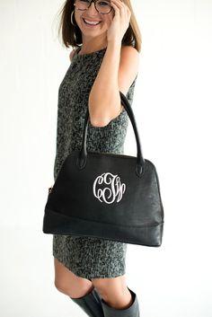 large monogram black purse.jpg #monogram #large #purse #black #fashion #women