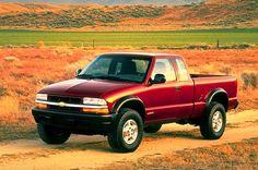 1995 s10 zr2 transmission