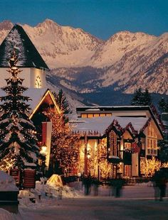 Vail, Co - places I'v always wanted to go
