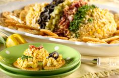 Granny Mountain: The Hostess with the Mostest... Deviled Egg Spread