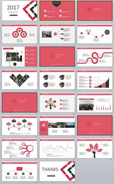 23 red business report PowerPoint template - SWOT Analysis - Ideas of Buying A House First Time - 23 red business report PowerPoint templates Powerpoint Layout, Background Powerpoint, Free Powerpoint Templates Download, Powerpoint Template Free, Ppt Free, Power Points, Tema Power Point, Template Power Point, Magazine Ideas