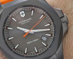 Victorinox Swiss Army INOX Titanium Watch Hands-On