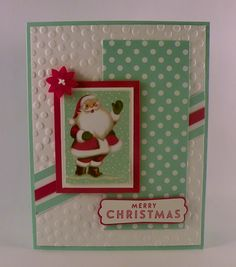 Created by Sandy Mott using Home for Christmas DSP - for Mojo Monday #441