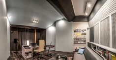 Our control room. Conference Room, Studio, Table, Furniture, Home Decor, Decoration Home, Room Decor, Studios, Tables