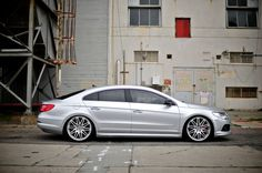 VW CC..beautiful cars inside and out!