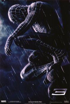 Spider-Man 3 27x40 Movie Poster (2007)