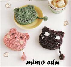 Mimo Crochet: coin bags 4