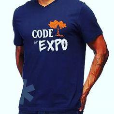 T-shirt che spaventa più di un costume da mostro! #Halloween #tshirt #streetswear #expo #blue #graphic #design