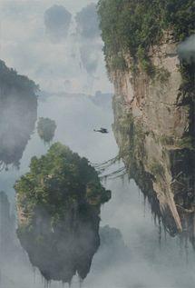 James Cameron, Avatar, 2009 | Hallelujah Mountains