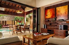 Villa Kubu Bali - Living Room by BALIwww.com, via Flickr