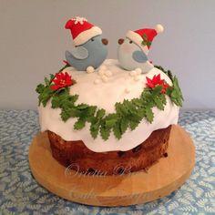 Merry Christmas - Cake by Orietta Basso