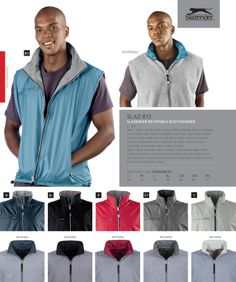 Slazenger Reversible Body Warmer South Africa, Johannesburg and Cape Town Corporate Outfits, Corporate Gifts, Brand Innovation, Body Warmer, Cape Town, South Africa, Work Wear, Swag, Magic