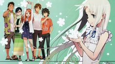 Anohana: The Flower We Saw That Day Wallpapers Sad Anime, Anime Manga, Anime Guys, Anime Art, Sam Smith Songs, Singh Is Kinng, Anime Music Videos, Surya Namaskar, Let Her Go