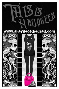 """Shayne of the Dead (35)"" by irresistible-livingdeadgirl ❤ liked on Polyvore featuring Topshop, Alexander McQueen, disney, emo, goth, disneybound, shayneofthedead, AlexanderMcQueen, gothic and jackskellington"