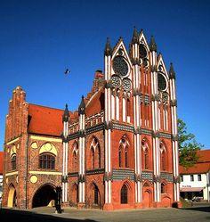 Tangermünde ~ Saxony-Anhalt ~ Germany ~ Town Hall