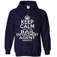 Bail Enforcement Agent - #grandparent gift #love gift