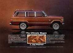 Why Now's the Timeto Buy a 1984-1991 Jeep Grand Wagoneer