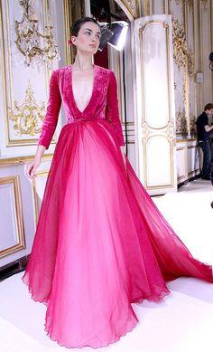 Pink evening dress | More lusciousness at http://mylusciouslife.com/photo-galleries/inspiring-photos-fan-favourites/