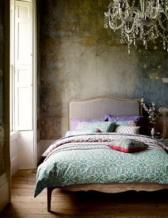 French inspired Bedstead