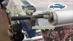 Como Operate Transfer Máquina Oil Drum calor com Sublimation Paper