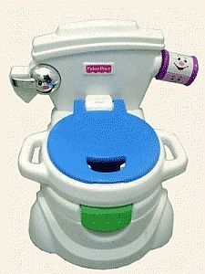 How to Potty Train a 1-1/2-Year-Old boy
