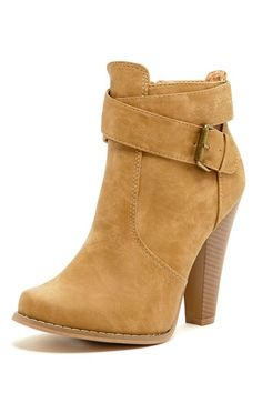 Charles Albert Dolly Buckled Bootie by Non Specific on @HauteLook