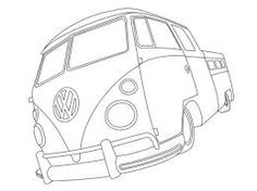 33 best volkswagen images coches antiguos escarabajos vw autom vil Hot Rod VW Van image result for vw single cab truck line drawings