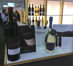 Ready to go! #Fantinel #Prowein2017 #Wine #WineLover #Italy #Fvg