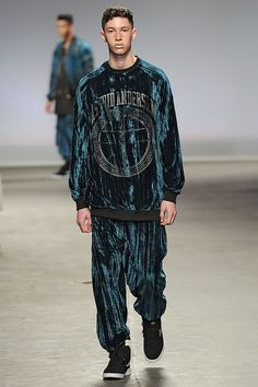 Astrid Andersen AW13, MAN #LondonCollections